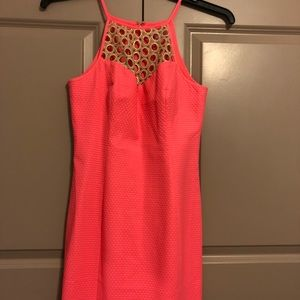 Hot Pink Never Worn Lilly Pulitzer dress